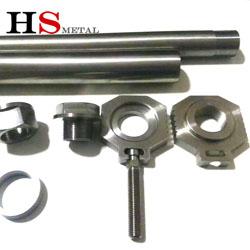 cnc titanium parts