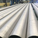 Titanium pipe ASTM B862 Welded pipe