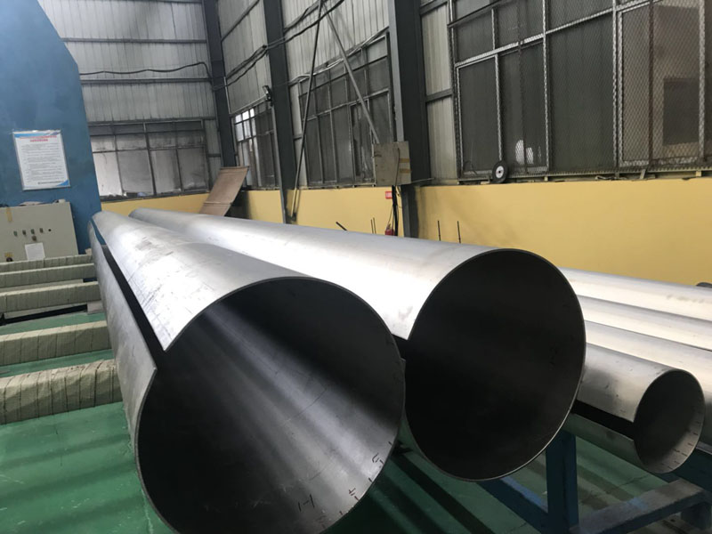About the processing and application of titanium welded pipe