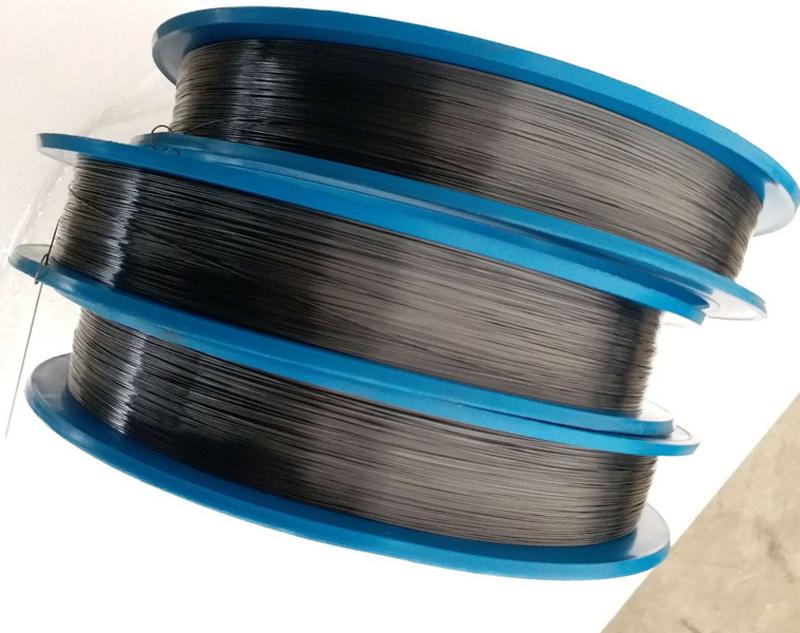 Nitinol wire /Titanium -nickel alloy wire baoji highstar titanium metal www.bjhighstar.com