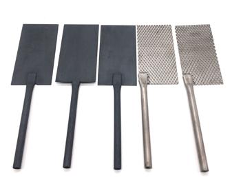 Titanium cathode anode mesh China Baoji manufacturing