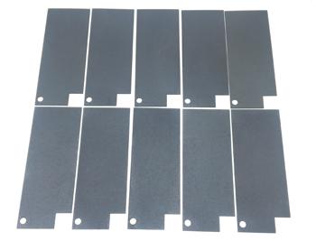 Titanium Electrode Plates Wholesale Production export