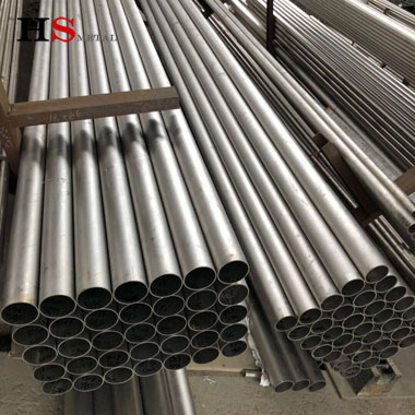 gr5 Ti6Al4V titanium alloy tube/pipe for industry