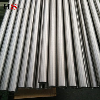 grade 5 titanium tube different size baoji supplier