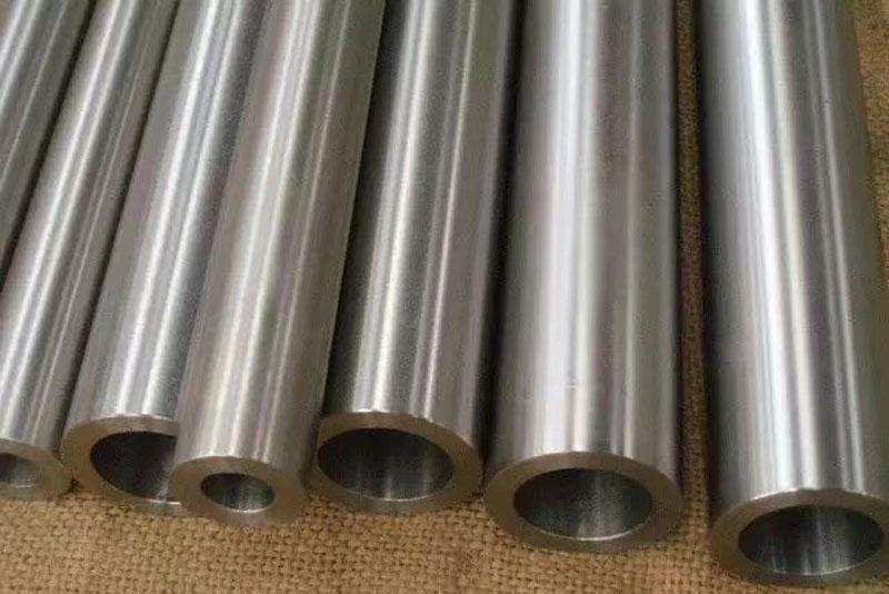 ASTM 861 grade 5 titanium alloy tube www.bjhighstar.com