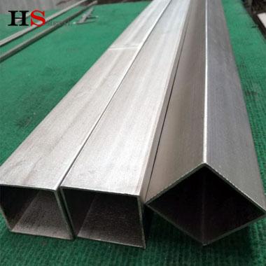 Gr5 titanium square tube