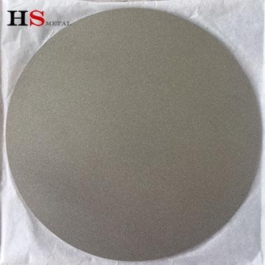 Titanium Powder Sintering in a Graphite Furnace