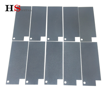 Titanium Electrode Plates Wholesale Production export