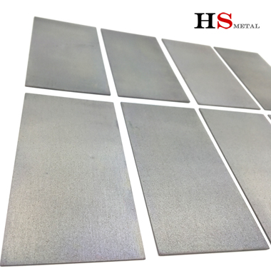 Platinum Coated Titanium Anodized Plate For Electrodialysis