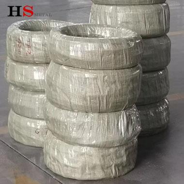 Titanium welding wire in stock