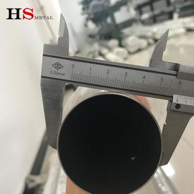 ASTM B338 grade 9 titanium alloy tube