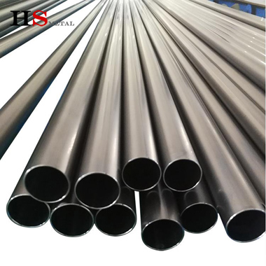 Gr1 gr2 pure titanium tube for Heat Exchanger