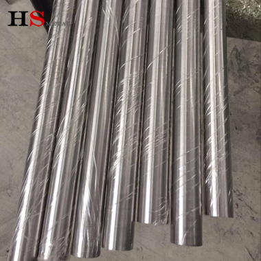 grade 5 titanium tube different size baoji supplier