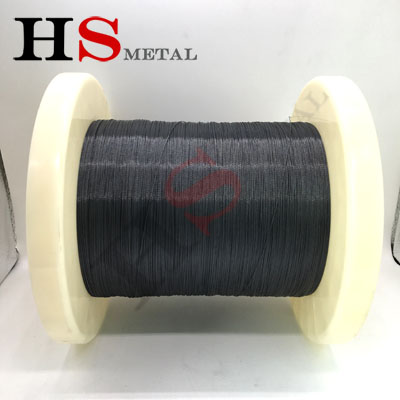 Nitinol rope offer from Baoji Highstar Titanium Metal Co., LTD