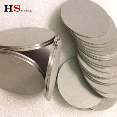 Titanium Sintered Plate Baoji Highstar Titanium Metal