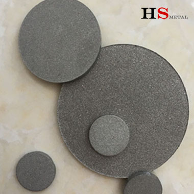 titanium foam plate different precision