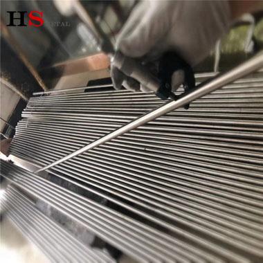 Ti6Al4V ASTM B348 titanium round bar