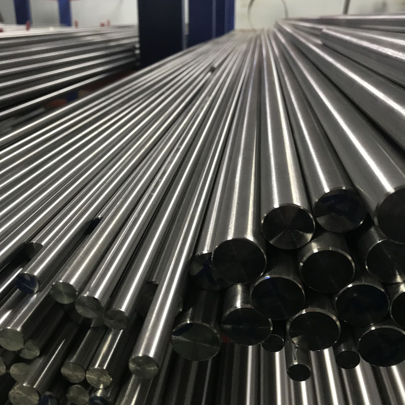 gr5 Medical titanium bar ASTM F136