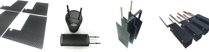 baoji highstar titanium cathode www.bjgighstar.com