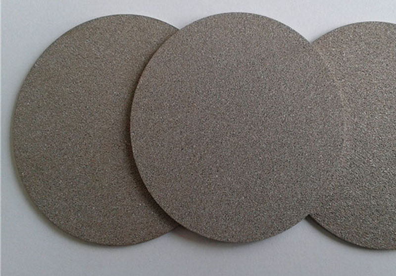 titanium foam sheet porous sintered