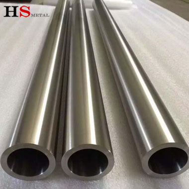 Industrial Titanium Round Tubes for sale