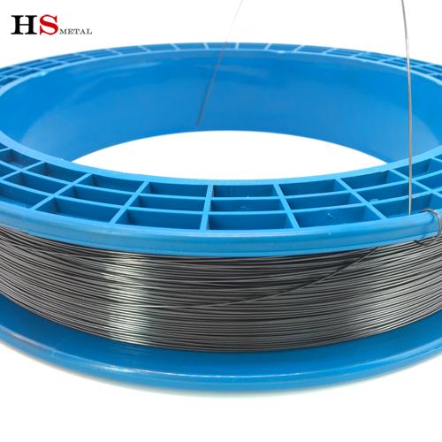 7 ultra ince nikel-titanyum telden yapılmış süper elastik nikel-titanyum bellek alaşımlı halat, süper elastikiyete sahiptir. İyi plastisite ve esneklik, yüksek kaliteli olta takımı aksesuarlarının malzemesidir.
