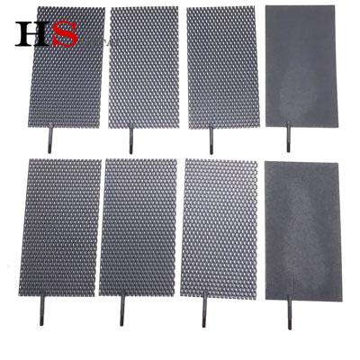 Esempio di applicazione specifica per anodo di titanio - Baoji Highstar Titanium Metal