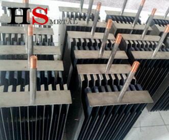 Mmo titanium anode factory products--Baoji Highstar Titanium Metal Co., Ltd