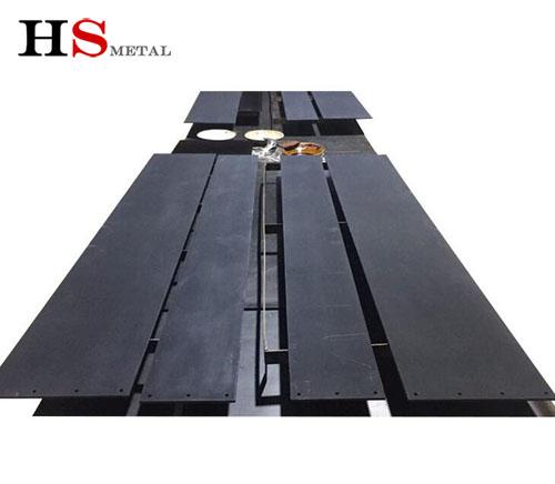 High quality Titanium anode MMO titanium anode