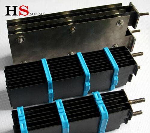 Gemengde metaaloxide-elektrode