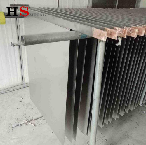 China Mmo Titanium Anode Tube for Cathodic Protection