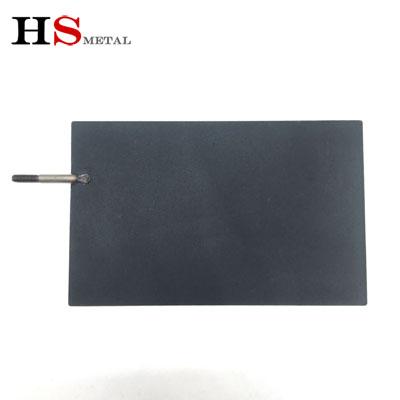 titanium anode plate sample www.bjhighstar.com