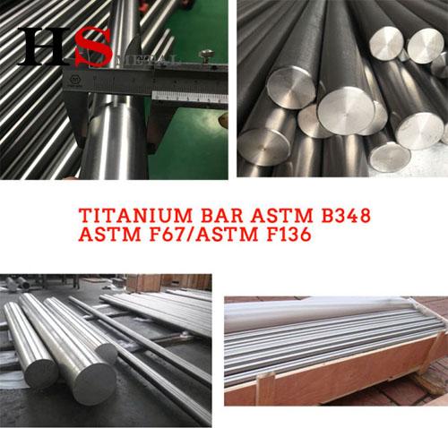 Titanium bar titanium rod ASTM B348 BRIGHT SURFACE gr2 gr5 standard pure titanium titanium alloy (51)