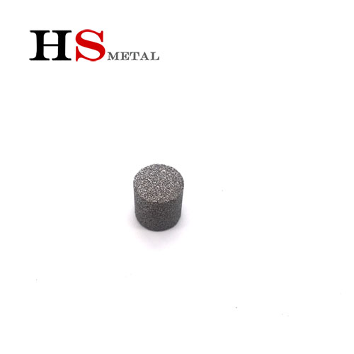 Titanium sintered filter factory direct sales | BAOJI HIGHSTAR TITANIUM METAL
