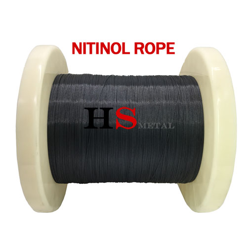 NITINOL ROPE | Have you heard this material? | CHINA FACTORY