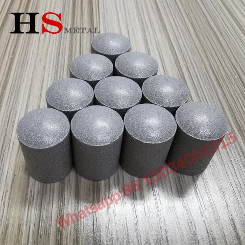 Titanium sintered filter factory direct sales | BAOJI HIGHSTAR TITANIUM METAL