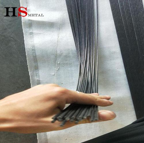 Titanium Nickel Strands nitinol manufacturers | TITANIUM METAL