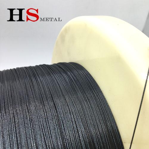 Nickel Titanium Alloy Nitinol Wire Supplier | TITANIUM METAL