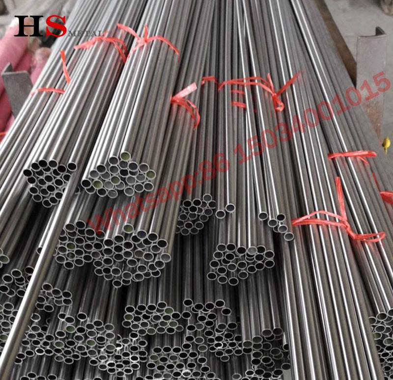Knowledge of seamless titanium tube ASTM B338 ASTM B861 | BAOJI HIGHSTAR TITANIUM METAL