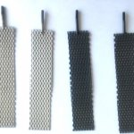 MMO Ti Mesh Anode Strip Anodes made in china baoji