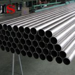 Manufacture Titanium Tube Titanium Seamless Tube ASTM B338 Gr2 Titanium Tube for Heat Exchanger Price