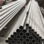 Titanium pipe ASTM B338 gr1/gr2/gr5 seamless titanium tube