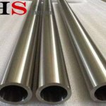 Factory supply GR5 titanium seamless tube/ pipe