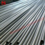 ASTM B338 Gr2 Pure Titanium Spiral Coil Tubing For Heat Exchanger