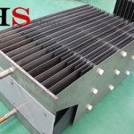 Mixed Metal Oxide coated titanium anodes
