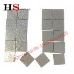 Titanium foam | prefilter material