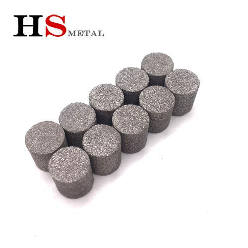 sintered titanium