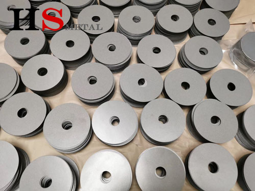 Baoji Highstar Titanium Metal Co Ltd-Titanium foam