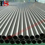 Titanium Pipe Suppliers Ti3al2.5v tube for china factory