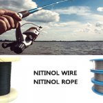 Nickel and Titanium Wire